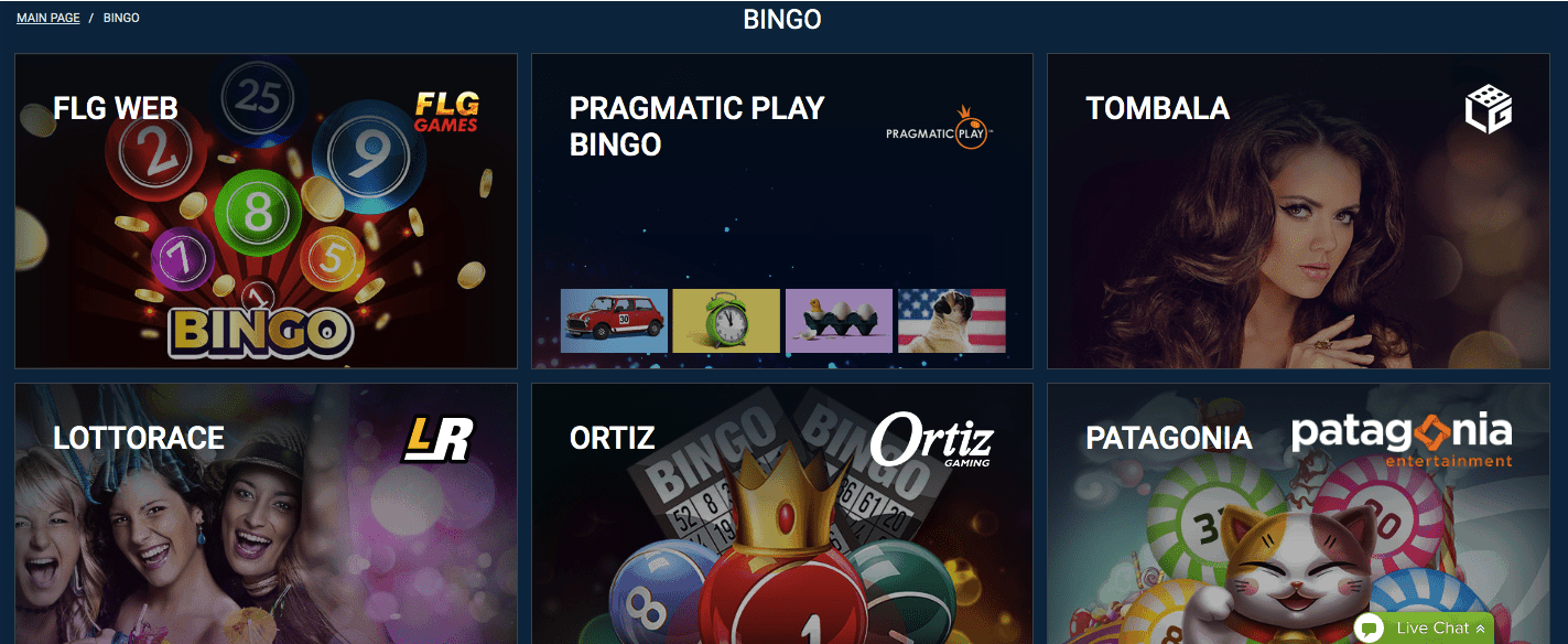 The Best Online Casinos for you to play Bingo!