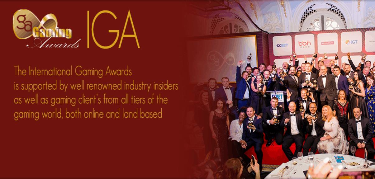 Screenshot of Winners at the IGA