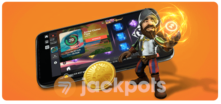 screenshot of leoblast feature banner