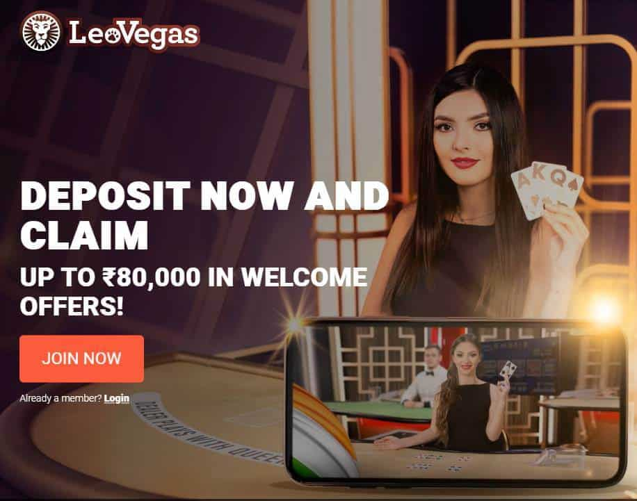 Review of LeoVegas India May 2020