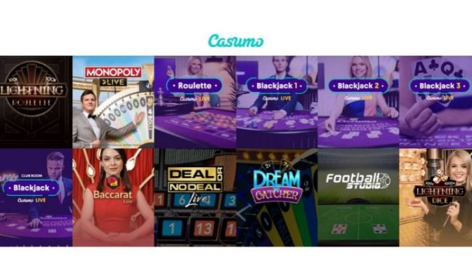 Casumo Bags Casino Operator 2020 at the IGA!