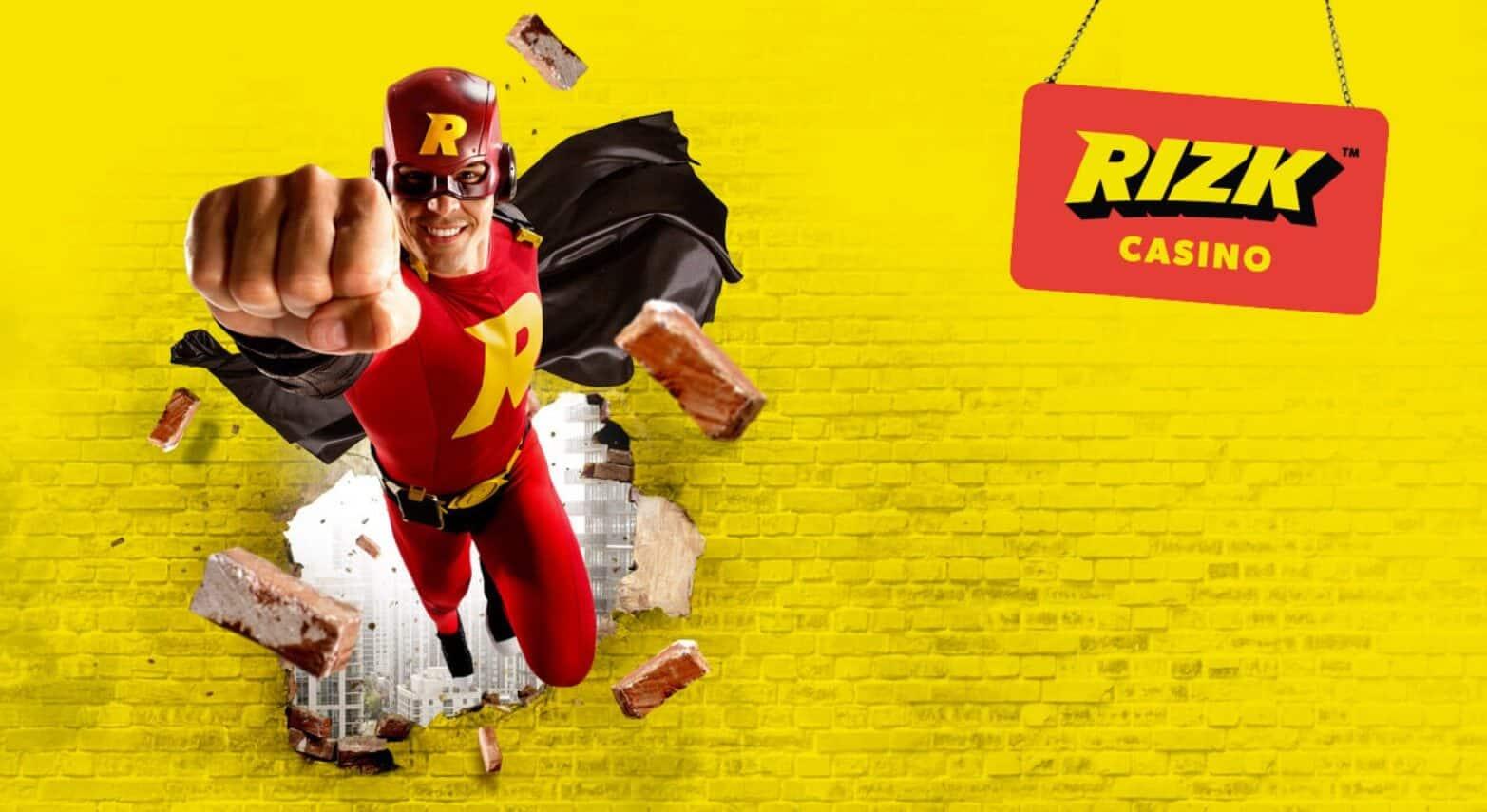 Captain Rizk, the casino's mascot