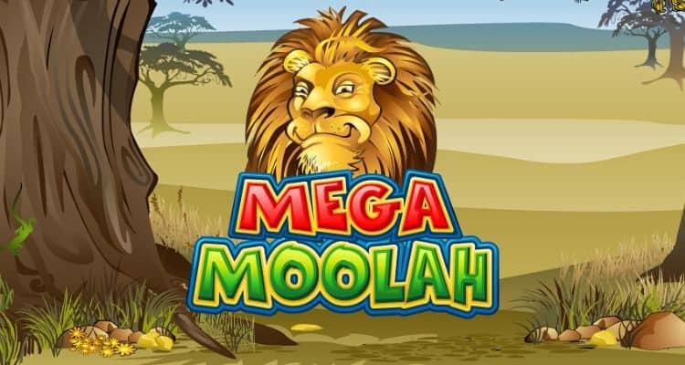 screenshot of Mega Moolah