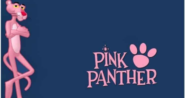 Screenshot of Pink Panther
