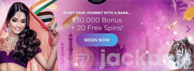 SevenJackpot Indian casino review Genesis Casino 2021
