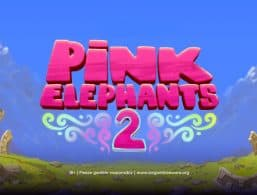 Logo for Pink Elephants 2 by Thunderkick