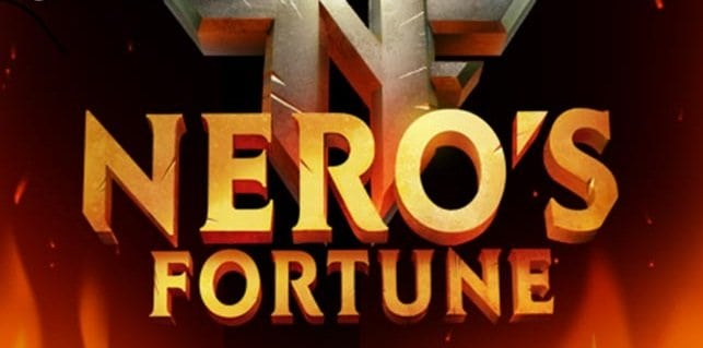 Logo for Neros Fortune slot by Quickspin