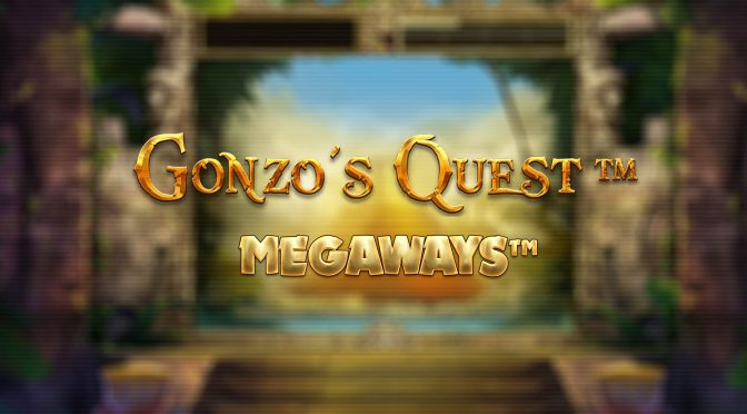 Blast from the Past: Gonzo's Quest Megaways Makeover!