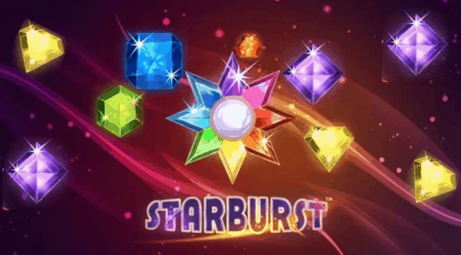 Blast from the Past: Super-classic Starburst!