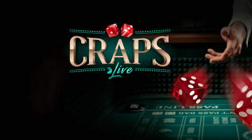 evolution craps live banner