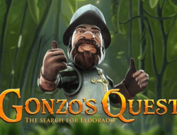 Gonzo's Quest slot icon