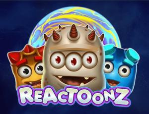 Reactoonz slot icon