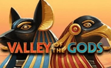 Valley of the Gods slot game icon