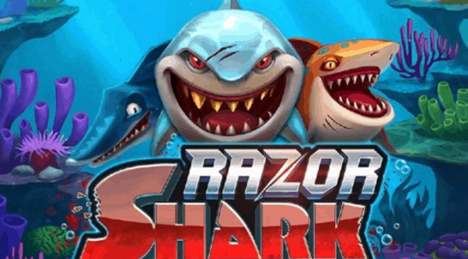 Play for free: Razor Shark slot