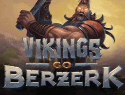Play for Free: Vikings go Berzerk slot