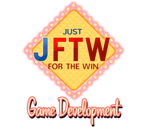 Image of Just for the Win Logo