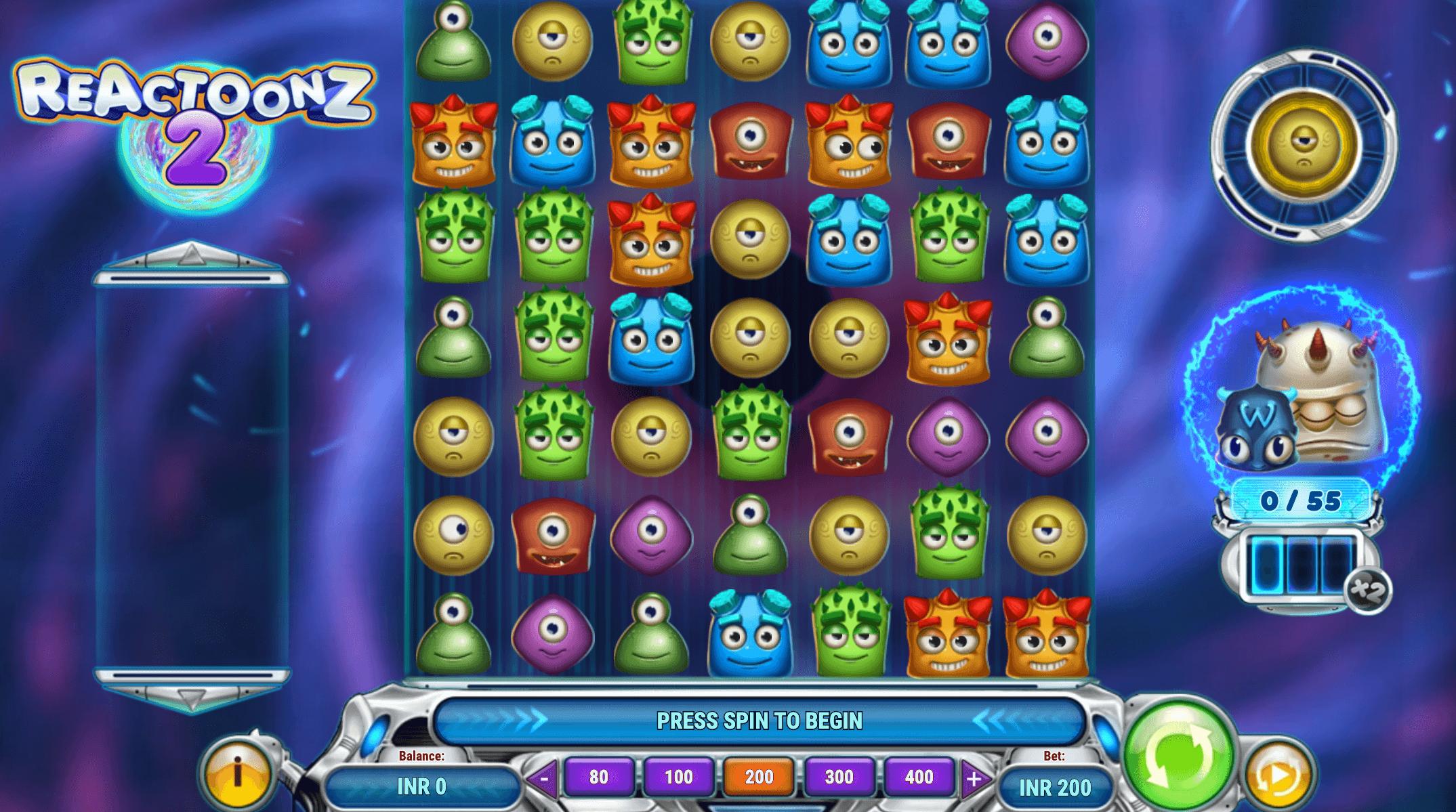 cluster-pay-screenshot-of-reactoonz-2-slot