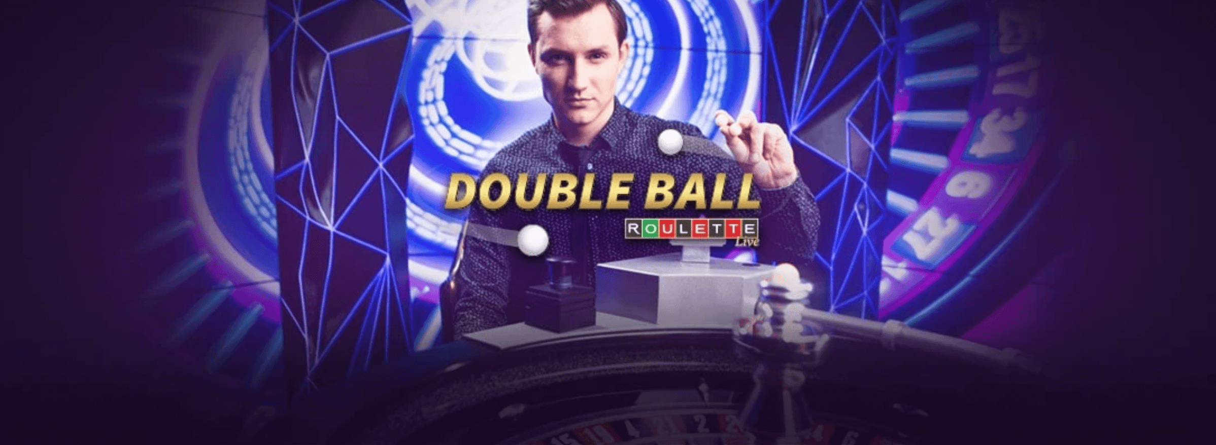 Evolution Gaming Double Ball Roulette