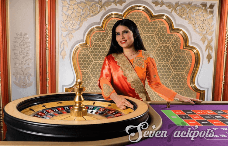 image of Evolution roulette Hindi table