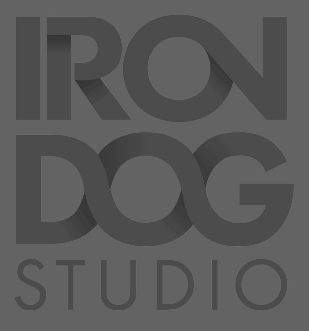 Image of iron dog studio Logo