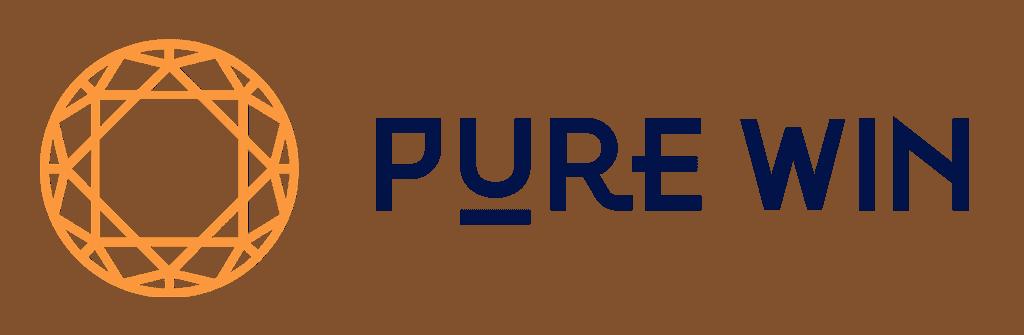 Purewin transparent logo