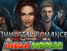 Play for Free: Immortal Romance Mega Moolah slot