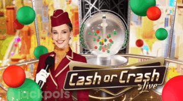 cash or crash live banner